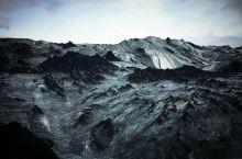 在索尔黑马冰川撒个欢