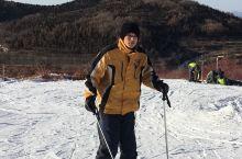 北京渔阳国际滑雪场,不错的冬季去处