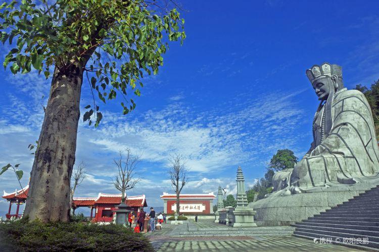 칭수이옌(청수암)1