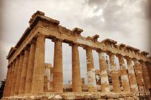 希腊的象征-----帕特农神庙