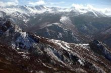 盘龙雪山只有在雪后的黄龙路上才能遇见!