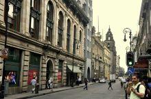 墨西哥纪行(1)--西班牙老城