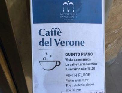 Il Caffe del Verone