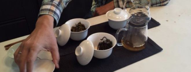 Zhao Zhou teashop & lab
