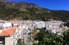 西班牙米哈斯小镇