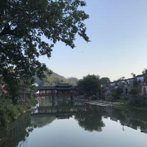 瑶里瓷茶古镇旅游景点攻略图