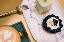 南京咖啡店美食林风味餐厅——UNIUNI(凯瑟琳广场店)