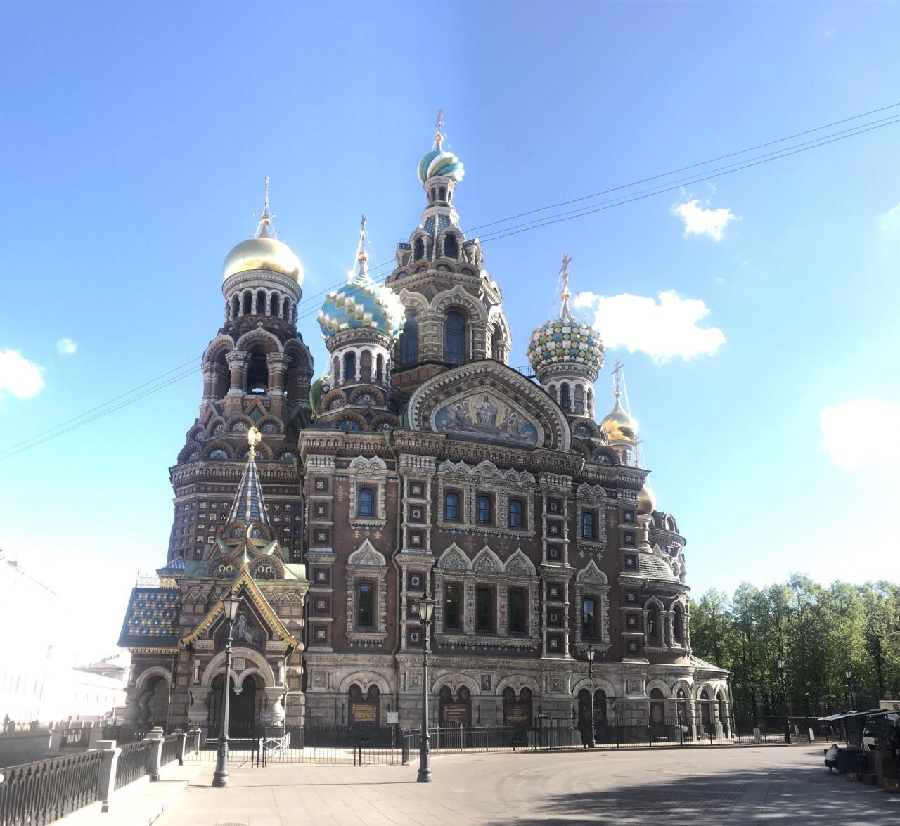 圣彼得堡滴血大教堂_圣彼得堡滴血大教堂攻略,圣彼得堡滴血大教堂门票/游玩攻略 ...