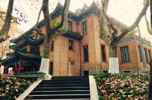 美龄宫,建于1931年,其原定为国民政府主席的寓所,后改作去中山陵谒陵的高级官员的休息室。 蒋介石、