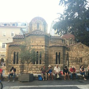 阿基欧斯 埃莱夫塞里奥斯教堂旅游景点攻略图