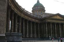 喀山大教堂·圣彼得堡