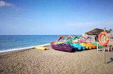 水菱环球之旅の西班牙南岸海滩Marbella