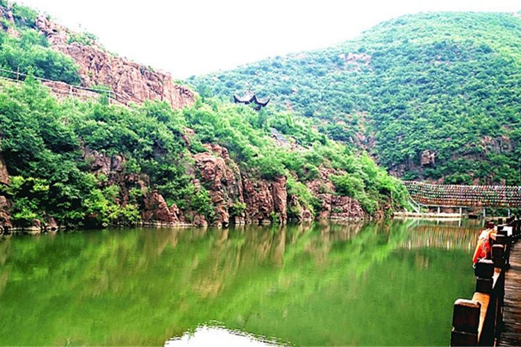 Daxiongshan Xianren Valley3