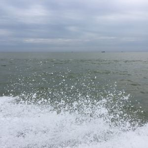 黄河口海水浴场旅游景点攻略图