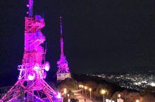 长崎美丽的夜景