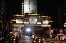 马尼拉中华城街头艺人