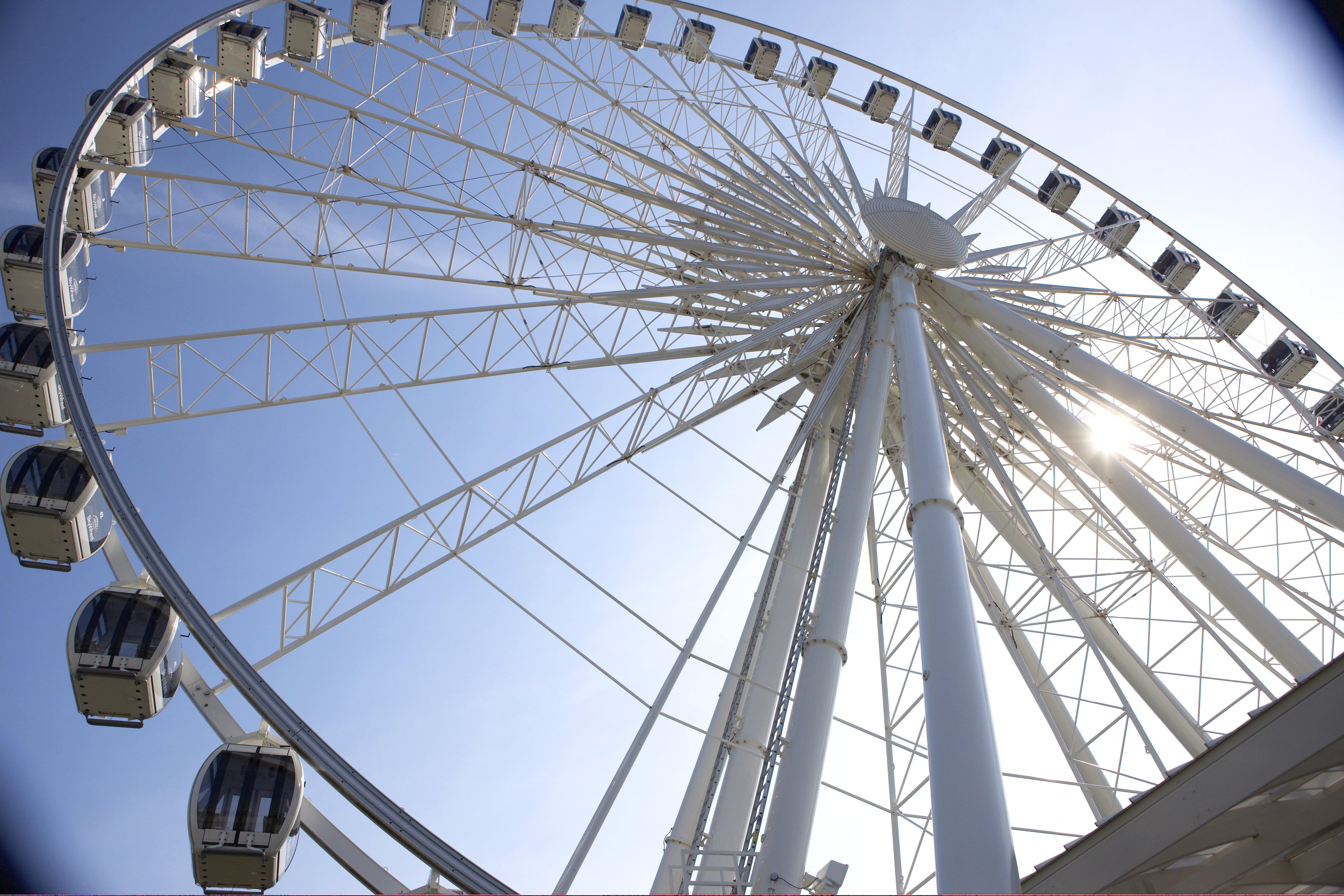 尼亚加拉摩天轮旅游景点图片