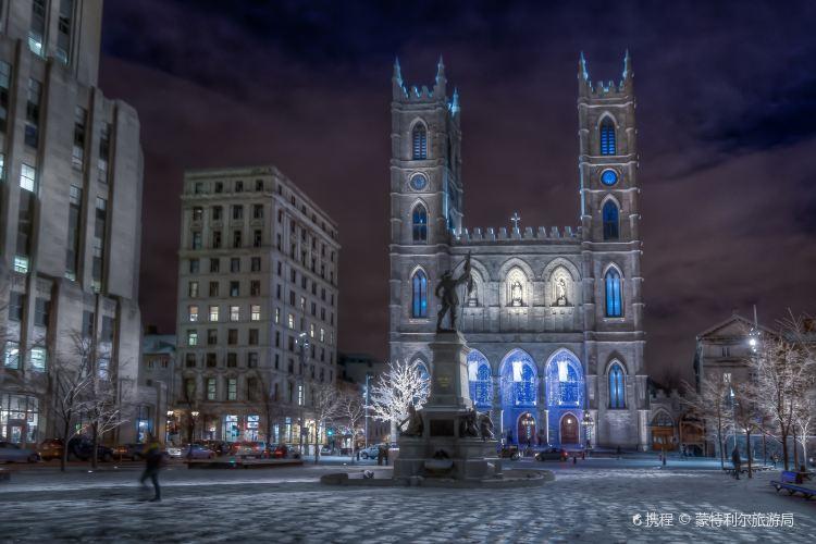 蒙特利爾聖母大教堂4