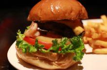 炎堡有机牛肉汉堡