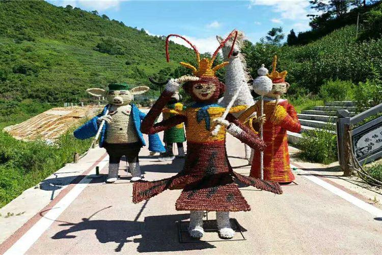 Jingzhou Minsu Wenhua Kangyang Tourism Sceneic Area4