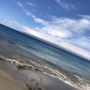 弗莱明海滩公园旅游景点攻略图
