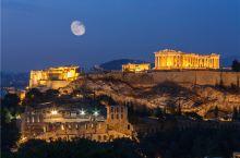 雅典、米科诺斯、圣托里尼31日游