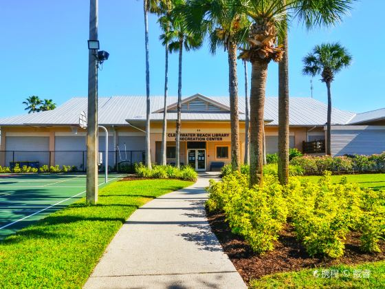 Clearwater Beach Library
