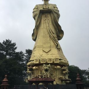龙母太庙旅游景点攻略图