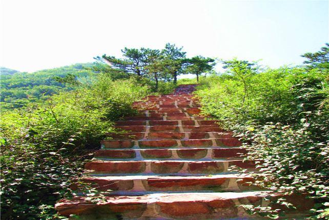 Guayun Mountain Sceneic Area2