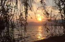 抚仙湖的温暖南风