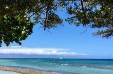 夏威夷群岛之茂宜岛Honokowai海滩一览