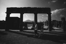 定格于公元79年8月24日的庞贝(2013.07.10摄)