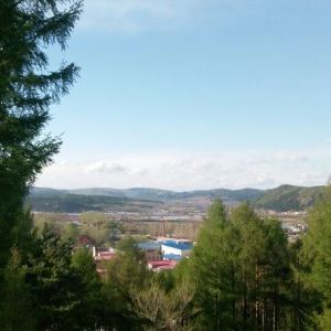 北山公园旅游景点攻略图