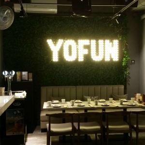 YoFun友饭旅游景点攻略图