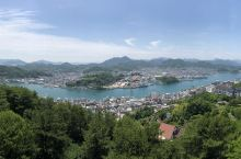 千光寺上观濑户内海