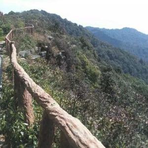 磨盘山国家森林公园旅游景点攻略图