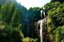 温州瀑布很多,唯有此处最特别