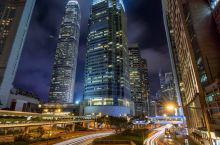 俯瞰中环,太平山顶看最美香港夜景!