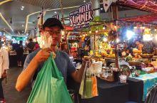 元旦去哪玩 | 曼谷夜市五颜六色,好次又好看