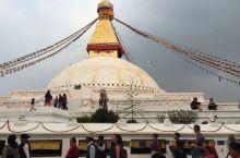 尼泊尔大佛塔