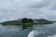 日月潭搭船遊湖