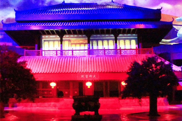 Juezhanjin Mountain Temple
