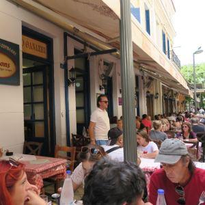 O Thanasis (kebab)旅游景点攻略图
