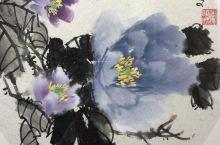 李晓麟国画展作品