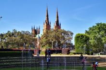 悉尼城区一日游