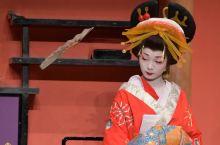 #日本小众攻略类# 在日光江户村欣赏「艺伎表演」