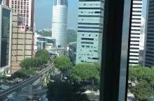 吉隆坡的清晨