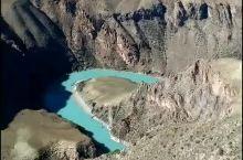 壮美大气的阔克苏大峡谷