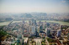 柳州第一高楼,玩的就是心跳加速