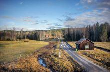 挪威的郊外